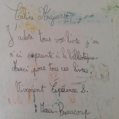 Conte sorcière - Mot d'élèves CE2 Jules Ferry Anglet