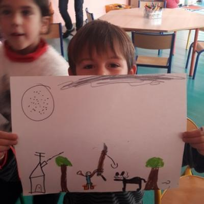 Conte basque - centre de loisirs Ciboure