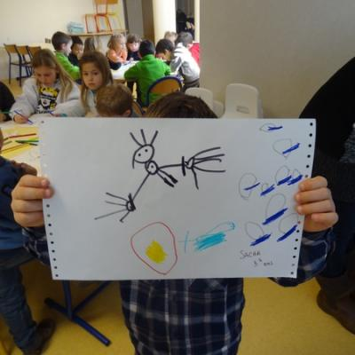 Espérance surfe dans l'atlantique - Contes basques