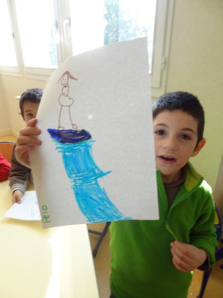Belharra en dessin