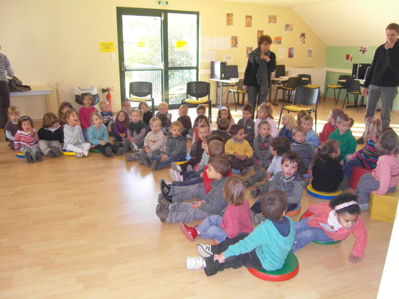 Ecole maternelle Lubersac