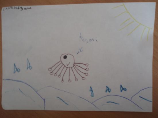 Kismi dans l'Océan Atlantique