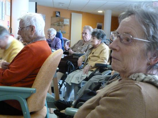 Les maisons de retraites