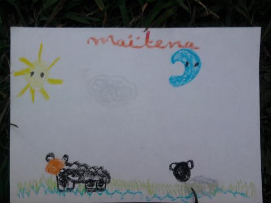 Maïtena 7 ans