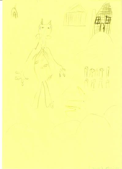 Xelina 9 ans