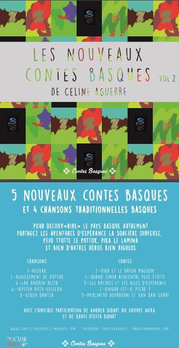Les nouveaux contes basques vol 2