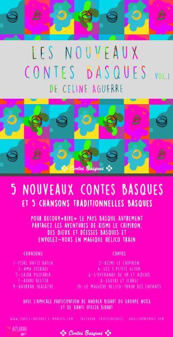 Les nouveaux contes basques vol 3