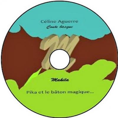 Contes basque - Pika et le bâton magique - MP3