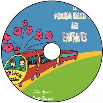 Conte basque - Le magique Hélico Train des enfants - MP3
